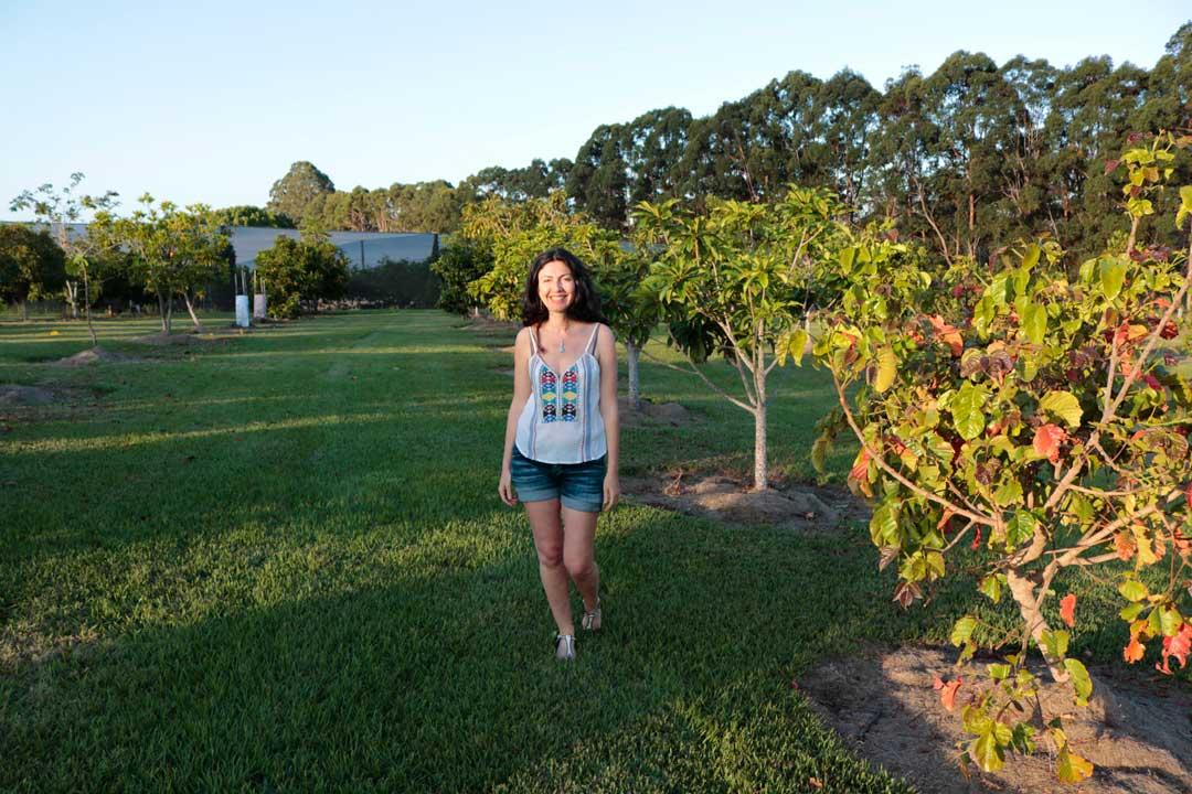 A Seasonal Life with Sharon Sztar, Australian writer, trainer and facilitator in Byron Bay.