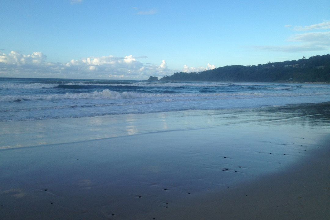 A Seasonal Life with Sharon Sztar, Australian writer, trainer and facilitator in Byron Bay.